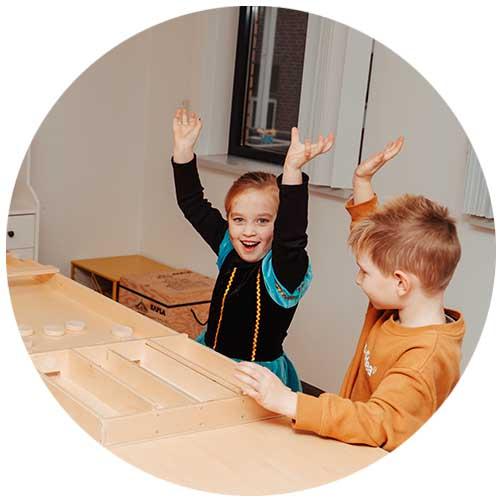Kinderdagverblijf en Buitenschoolse opvang Kidsgarden Flexibele opvang
