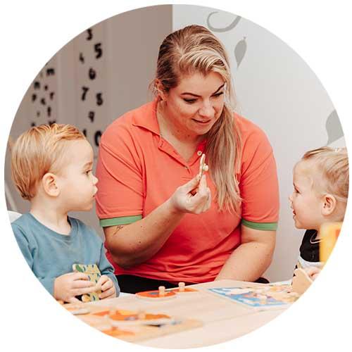 Kinderdagverblijf en Buitenschoolse opvang Kidsgarden Peuterspelen