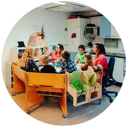 Kinderopvang Kindernet - Kinderdagverblijf bij Eigenwijs Deventer