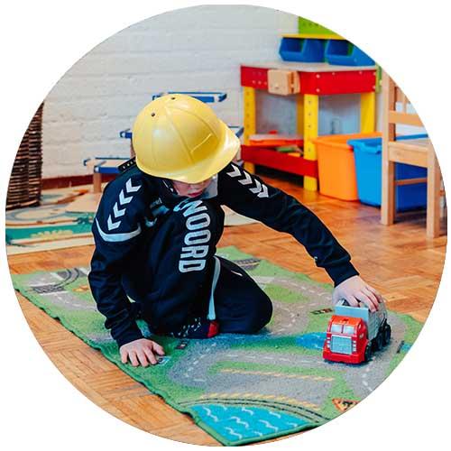 Kinderopvang Kindernet - Peuterspelen bij Eigenwijs Deventer
